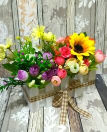 toko bunga kecil