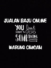 Jualan Baju online