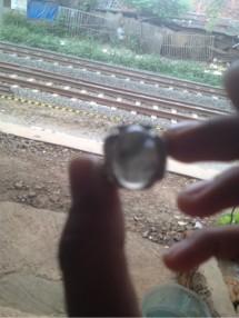 Batu akik mulia cristall