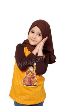 Jaket korea muslim