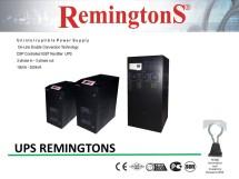 Jual UPS Remingtons