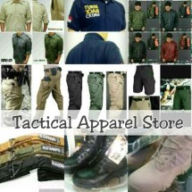 Tactical Apparel Store