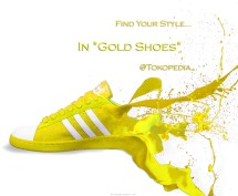 *Gold Shoes*