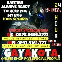 GayaKota | Batman