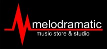 Melodramatic musicstore