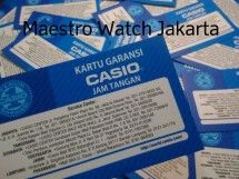 MAESTRO Watch Jakarta
