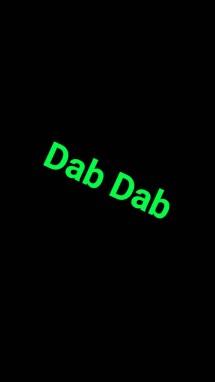 Dab Dab