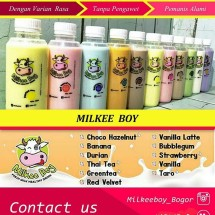 kuki milki shop