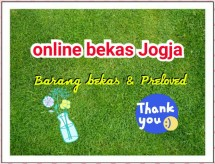 online bekas jogja