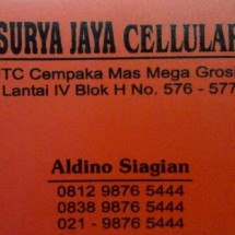 surya jaya cellular