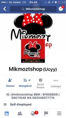 Mikmozt shop