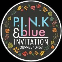 Pink&Blue Popcard