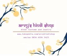 Arvy's Hindi Shop