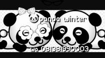 "Panda winter "" PW """
