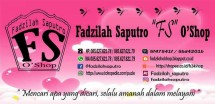 FADZILAH SAPUTRO SHOP