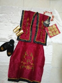 Pradana Kids Costume