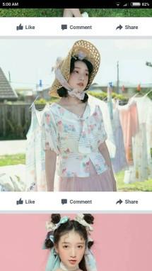 ulzzang fashionShop