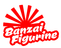 Banzai Figurine