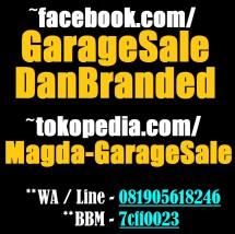 Magda Garage Sale