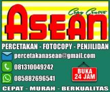 Percetakan Asean Jakarta