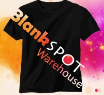 BLANK SPOT WAREHOUSE