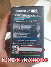 agent hammer of thor ori bekasi utara tokopedia