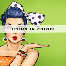 living in colors