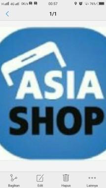 Asia shop online