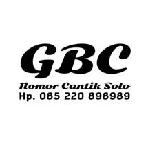 GBC Nomor Cantik