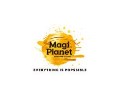 Magi Planet Popcorn