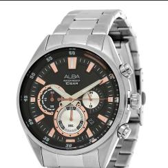 Alba Watches Showcase