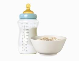 Makanan & Susu Bayi