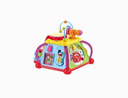 Mainan & Aktivitas Bayi
