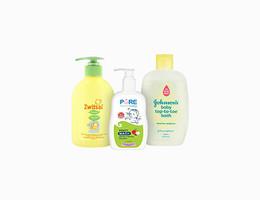 Shampoo & Sabun Bayi