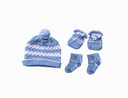 Sarung Tangan & Kaos Kaki Bayi