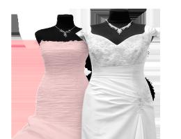 Gaun & Pakaian Wanita