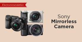 Sony Mirrorless Camera