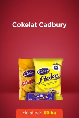 Cokelat Cadbury