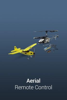 Aerial Remote Control