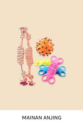 Mainan Anjing