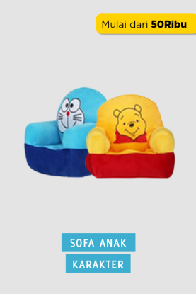 Sofa Anak Karakter