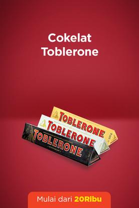 Cokelat Toblerone