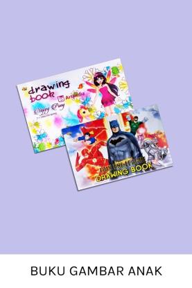 Buku Gambar Anak