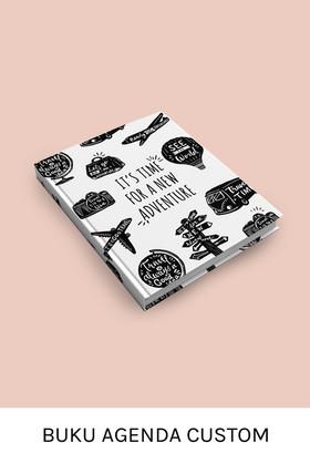 Buku Agenda Custom