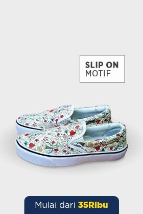 Slip On Motif