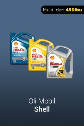 Oli Mobil Shell