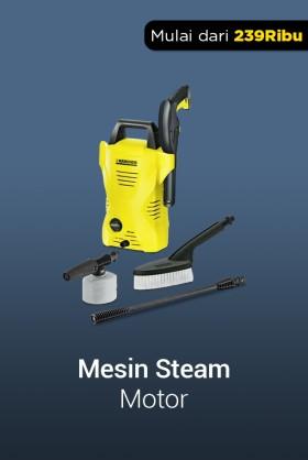 Mesin Steam Motor
