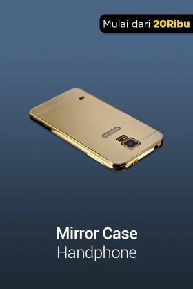 Mirror Case Handphone