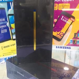 Samsung Galaxy Note 9 Ocean Blue 128gb 3 Bulan Pakai Lengkap Like New Tokopedia