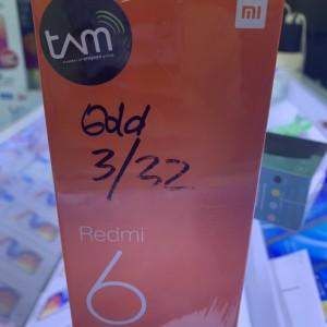 Xiaomi Redmi 6 Garansi Tam Tokopedia